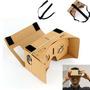 Google Cardboard Gafas 3d Realidad Virtual