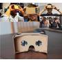 Gafas 3d - Realidad Virtual Para Smartphone En Cartón