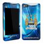Man City Blackberry - Manchester Fc Z10 Fc Piel