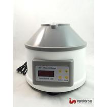Centrifuga 80-3 Digital, 6 Tubos, Timer, Maletín, Prp Procet
