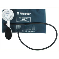 Tensiometro Riester ® Manual E-mega
