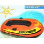 Bote Explorer 100 Intex Inflable.