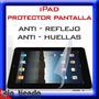 Sticker Protector De Pantalla Ipad 1 Anti Huellas Pelicula