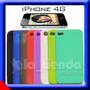 Iphone 4 Carcasa Protector Funda Forro 64gb 32gb 16gb 4g