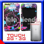 Carcasa Wero Cowco Wippo Wamba Ipod Touch 2g 3g Forro Dibujo