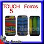 Estuche Funda Forro Protector Ipod Touch 5 Silicona Manguer