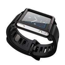 Pulso/manilla/reloj Ipod Nano 6g Tipo Lunatik Varios Colores