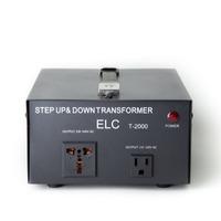 Convertidor Corriente Goldsource Ac 120v - 240v 2000 Watt