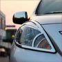 Cromado Farolas Nissan Versa-fabricados En Abs Cromo