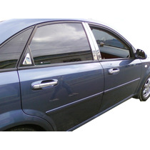Kit Cromado Pilares Boceles Puertas Chevrolet Optra Oferta
