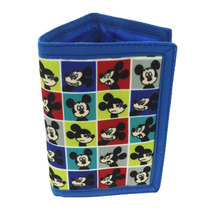 Mickey Mouse Wallet - Disney Childrens Money Card Coin