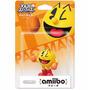 Figura Muñeco Original Nintendo Wii U Amiibo 3ds Pacman Pac