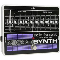 Pedal Electro-harmonix Microsynth