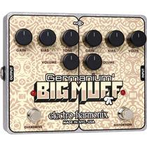 Pedal Electro-harmonix Germanium 4 Big Muff Pi
