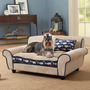 Cama De Lujo Para Mascotas - Importados