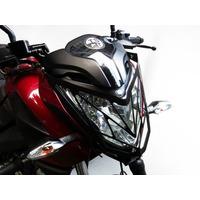 Protector Farola Moto Pulsar Ns Tst Original Espectacular