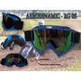 Gafas Para Moto - Tipo Espejo - Vip - Goggles Año Nuevo