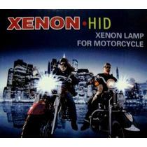 Luz Hid Para Moto 8000k