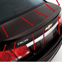 Spoiler De Maleta Original Para Chevrolet Cruze