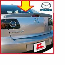 Spoiler Mazda 3 2004 2010 Tipo Original + Kit De Instalacio