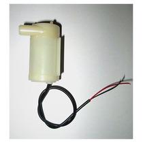 Mini Bomba De Agua Sumergible. 3v. - 6v.