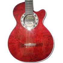 Guitarra Forro Colgador Pua Método Dvd Bono De Clases