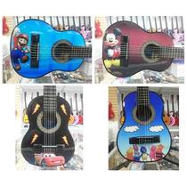 Guitarra Didáctica Para Niños Menores De 5 Años.