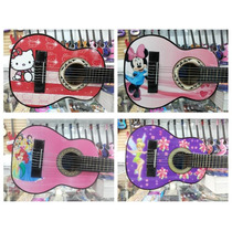 Guitarra Didáctica Para Niñas Menores De 5 Años.
