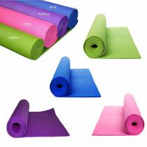 Colchoneta Yoga Pilates Fitness Gimnasia Gtech-body-everlast