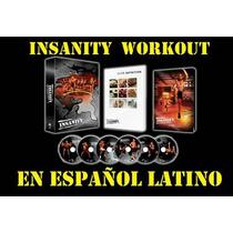 Insanity Workout Deluxe En Español Latino