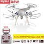 Drone Syma X8w Con Cámara Hd Wifi Fpv Soporta Cam Adicional