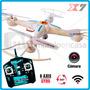 Drone X7 + Camara Hd Graba+ 6 Axis 4ch Repuestos Cuadcoptero