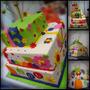 Torta Quince Años Para 60 Personas