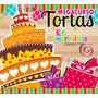 Manual De Decoracion De Tortas Pasteles Postres Cupcakes