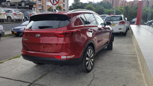 All New Sportage Full Edition