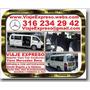 Viaje Expreso, Transporte De Pasajeros Alquiler Vans Bogota