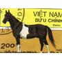 Estampilla De Viet Nam De 200.