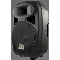 Cabina Amplificada 15 Rcu Usb Sd Radio Control