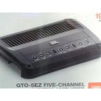 Amplificador Jbl Gto-5ez Planta 5 Canales