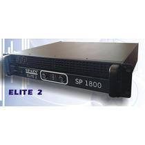 Planta Spain Elite 2 1800 Watts Salida 4 Cabinas