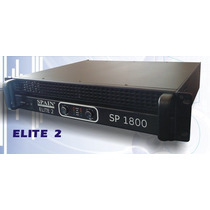 Planta Spain Elite 2 1800 Watts Salida 4 Cabinas