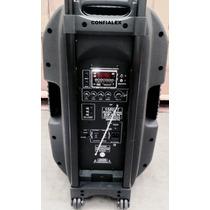 Cabina Amplificada Spain 15 Rut Bluetooth Recargable