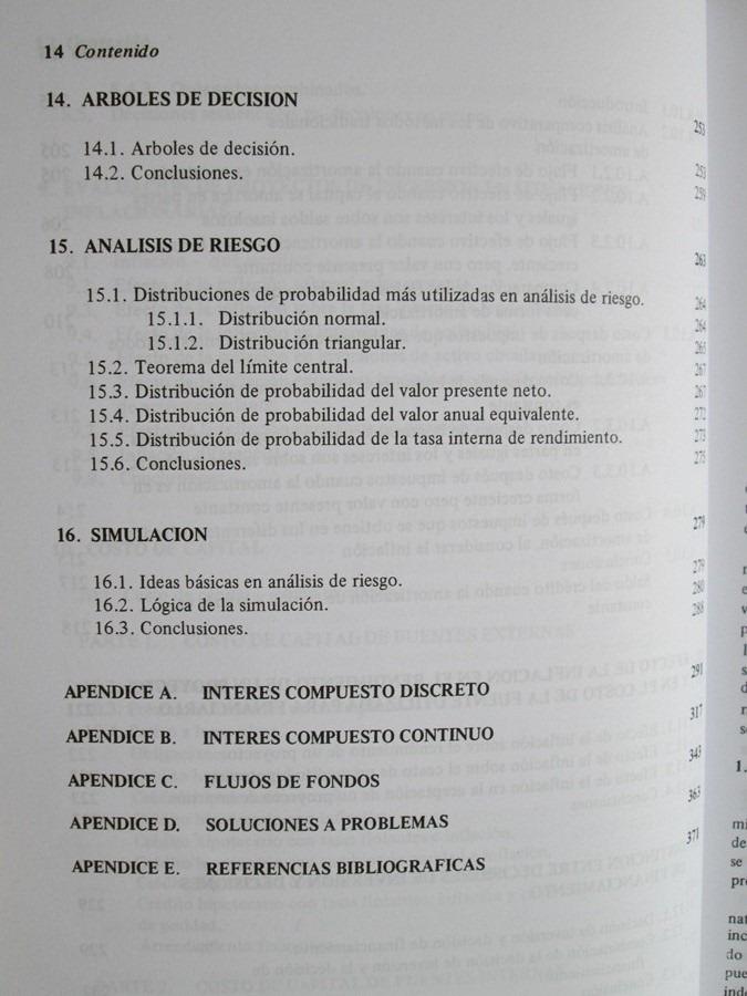 An�lisis Y Evaluaci�n De Proyectos De Inversi�n 2a - Limusa ...