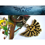 Zelda Link Super Llavero De Colección Original En Metal
