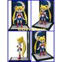 Figura Sailor Moon, Tamashi Nations, Bandai, Coleccion