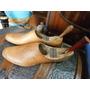Horma De Zapato En Madera Antiguo