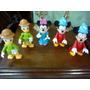 Coleccion De Muñecos De Disney Originales Perfecto Estado