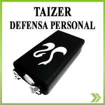 Tabano Cisne Tacer Paralizador Electrico 4000 V Linterna