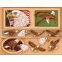 Águila Cinturón Plantilla Cuero - Billetero. & Buckle Craf