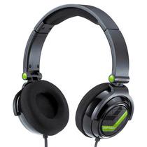 Diadema Estéreo Hi-fi Tipo Cerrado Genius Ghp-430f - Verde